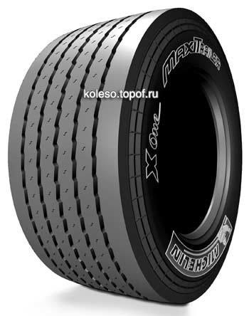 Michelin X One MaxiTrailer