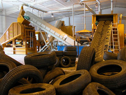 Шинники отступают; Производство шин в России в 2006 году упало на 7,6%