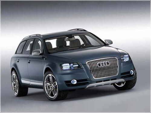 Сцепление с дорогой для Audi Q7 обеспечит Continental