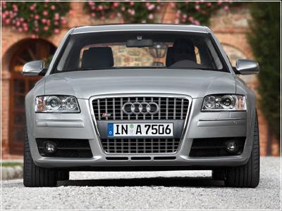 Шины Advan Sport –первичная комплектация для новой Audi S8