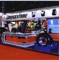 Bridgestone  на Автошоу коммерческого автотранспорта представит новое поколение шин