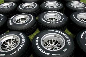 Маркировка шин для F1 может быть снова изменена