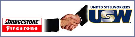 Bridgestone/Firestone достигает соглашения с профсоюзом Сталелитейщиков