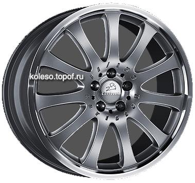 Carlsson начинает производство новых колесных дисков для Mercedes-Benz