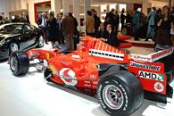 Ferrari - Bridgestone Potenza