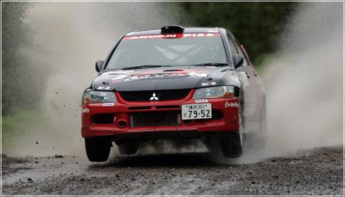 Вторая победа Nutahara в Мировом Чемпионате по Ралли P-WRC