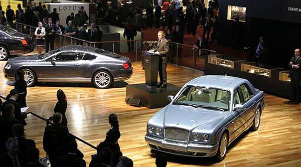 Международное Авто Шоу в Женеве (2006 год) - Geneva International Motor Show