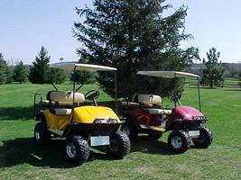 Arnco вводит новый сверхлегкий наполнитель для шин автомобилей для гольф-полей