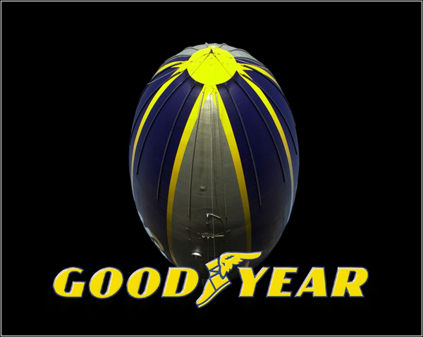 Новая рекламная кампания Goodyear