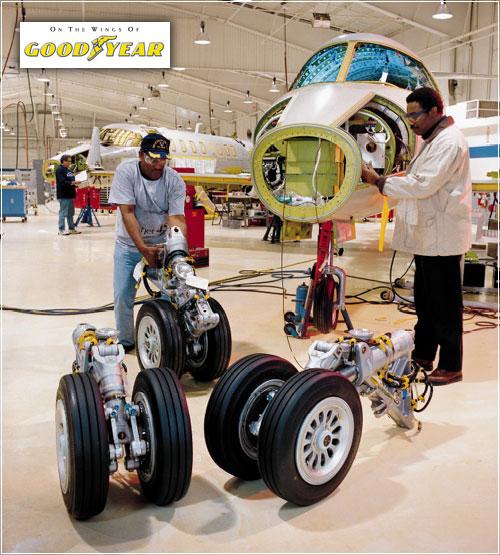 Goodyear требует государственной поддержки в несколько миллионов долларов для модернизации своего завода