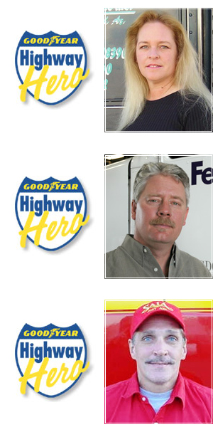 Goodyear Highway Hero