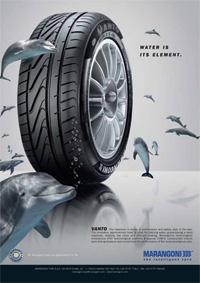 Новая рекламная кампания Marangoni - тема Разумные Создания