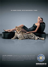 Новая  рекламная кампания Marangoni - тема Разума
