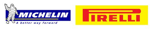 Слухи о партнерстве Michelin и Pirelli