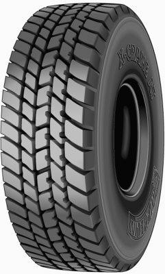 Michelin начали производство новых шин для подъемных кранов