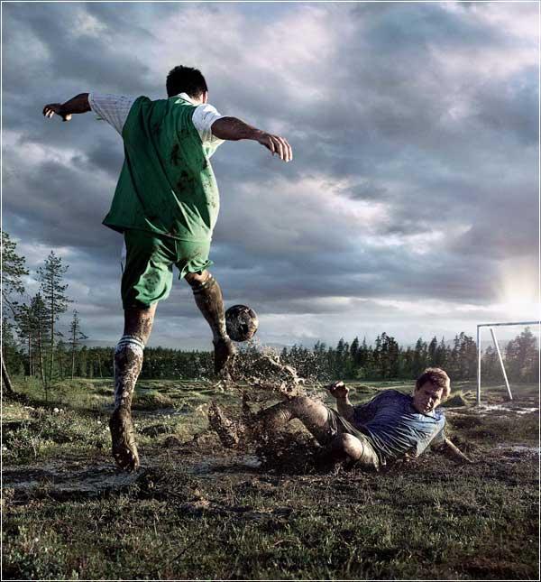 Шины Nokian грязи не боятся
