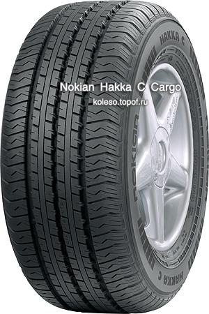 Nokian Hakka C Cargo