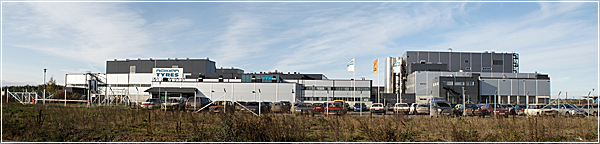 Компания Nokian Tyres объявляет о расширении российского завода
