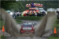 Pirelli International Rally 2006 - David Higgins