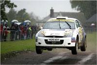 Pirelli International Rally 2006 - Jon Ingram
