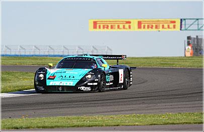 Pirelli выигрывает 24-часовую гонку Spa второй год подряд (Maserati)