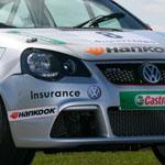 Volkswagen участвует в гонках вместе с  Hankook