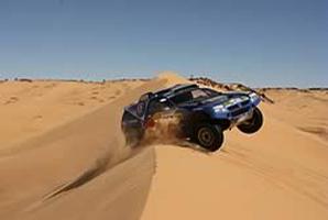 BFGoodrich на Dakar