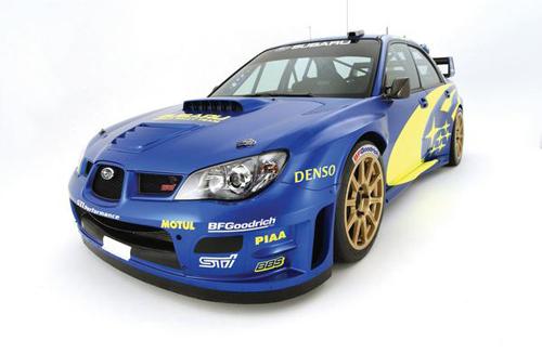 Команда  Subaru довольна сотрудничеством с BFGoodrich