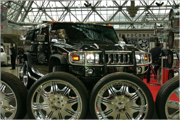 SUPER CAR & BIKE 2007