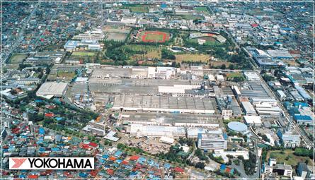 Yokohama закладывает новый завод в Китае